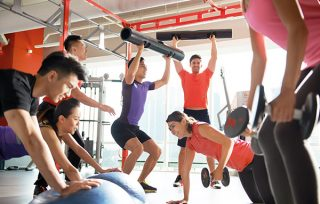 Enhance Your Fitness Routine by Joining a Gym